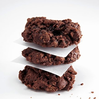 Flourless German Chocolate Cake Cookies