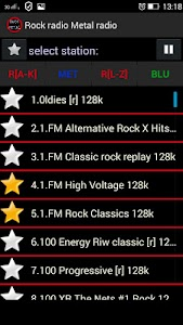 Rock radio Metal radio 7.6.5