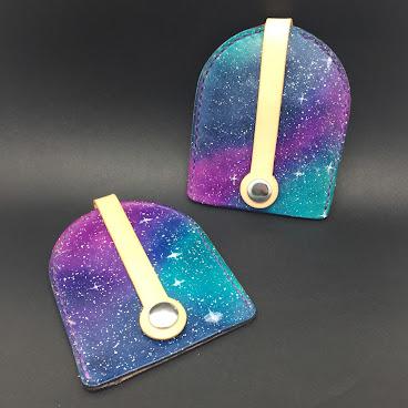 🌌星空系鐘形匙包