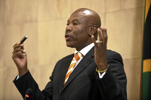 Reserve Bank governor Lesetja Kganyago. Picture: FREDDY MAVUNDA