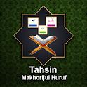 Belajar Tahsin Makhorijul Huruf Hijaiyah icon