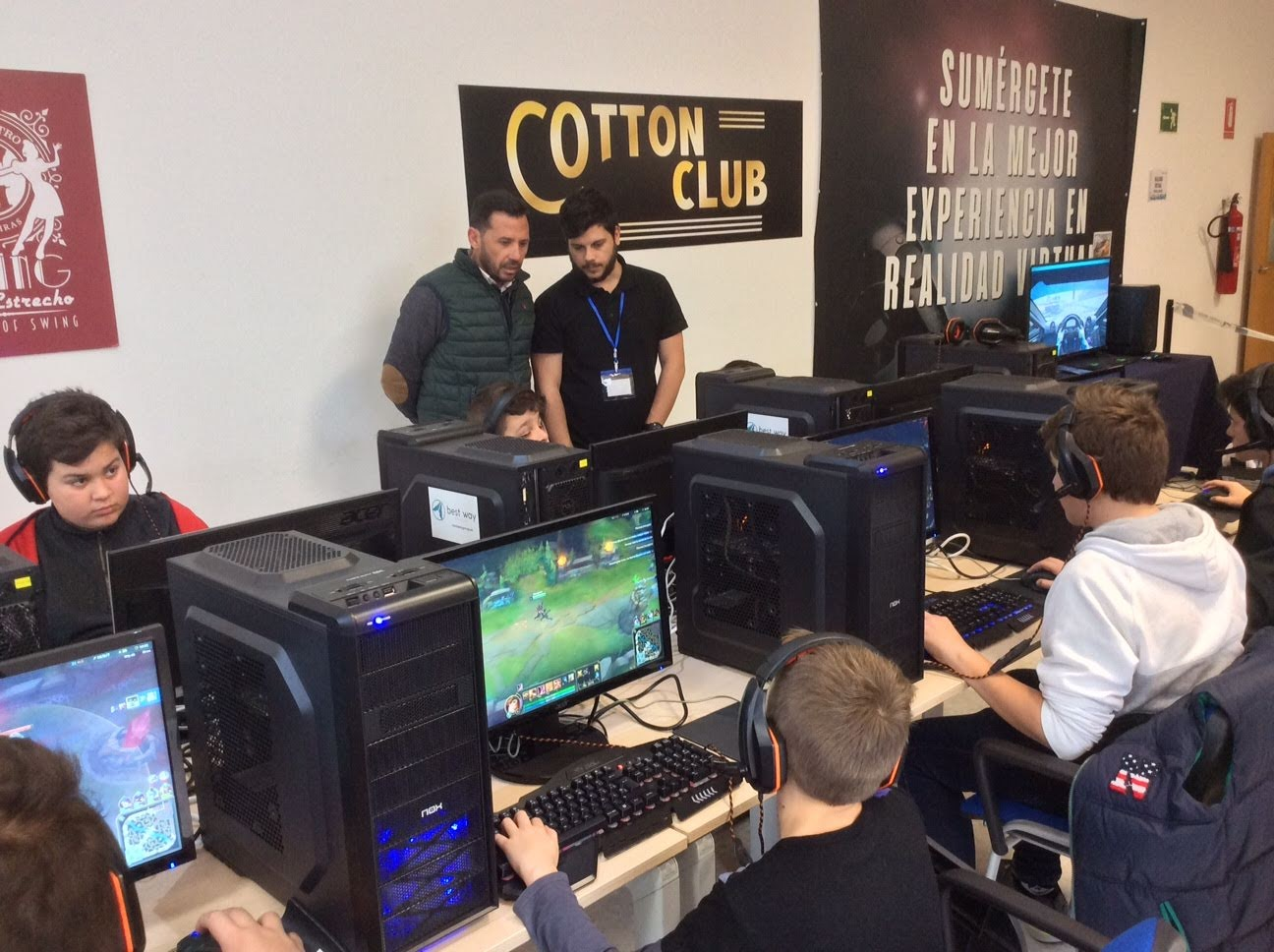 """Rodríguez Ros destaca el éxito de convocatoria del """"Game4Play Algeciras 2019"""""""
