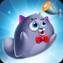 Happy Kitty Jump icon