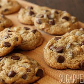 Peanut Butter Banana Chocolate Chip Cookies Recipe