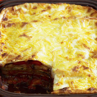 Grilled Vegetable Lasagna.