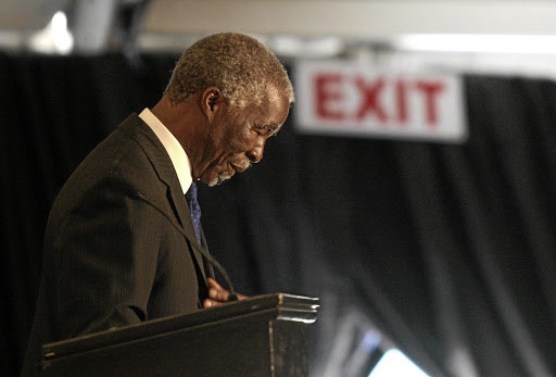 Former president Thabo Mbeki's recall came as a shock to many South Africans.