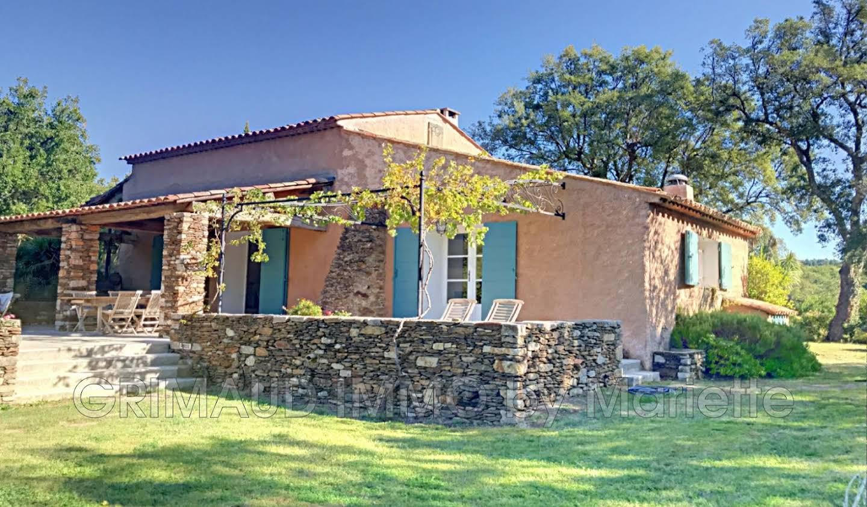 House with terrace La Garde-Freinet