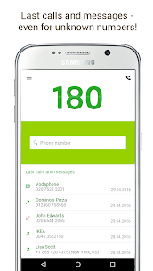 180 – Caller ID & Block App Download For Android 3