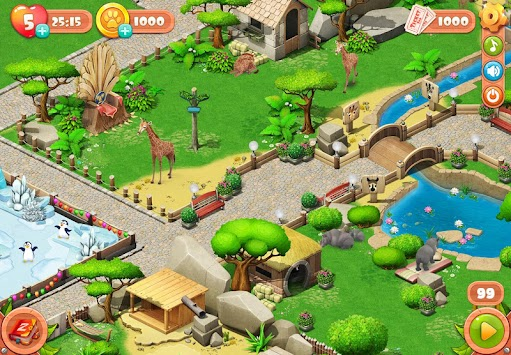 Family Zoo: The Story apk screenshot