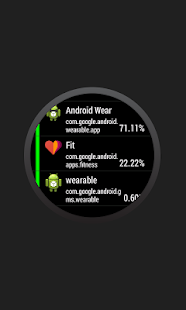 Battery Mix for Android Wear- screenshot thumbnail