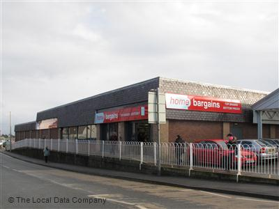 Home Bargains On New Street Discount Store In Town Centre
