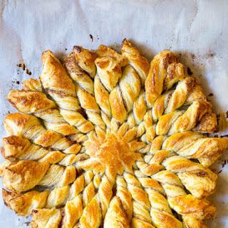 Sunburst Pull Apart Bread