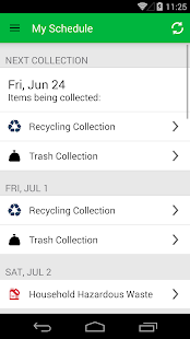 COMO Recycle and Trash- screenshot thumbnail