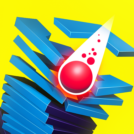 Stack Ball - Blast through platforms Icon
