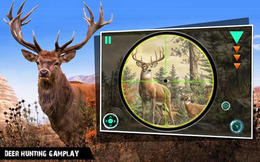 Wild Hunting 3d:Free shooting Game apktram screenshots 1