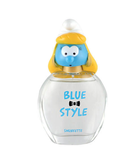 Apa de toaleta Vanity Smurfs, 50 ml, pentru fetite