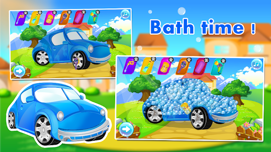 Kids Car Wash- screenshot thumbnail