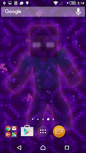 Nether Portal Live Wallpaper- screenshot thumbnail