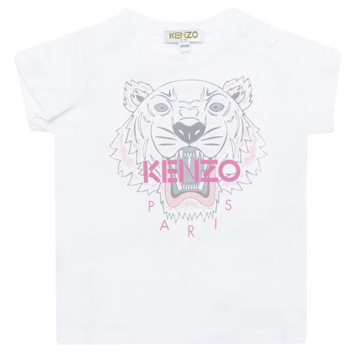 Primary image of Kenzo Cotton Tiger T-shirt
