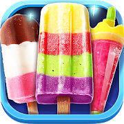 Ice Cream Lollipop Maker - Cook & Make Food Games