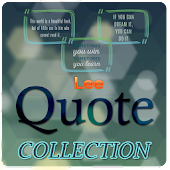 Bruce Lee Quotes Collection