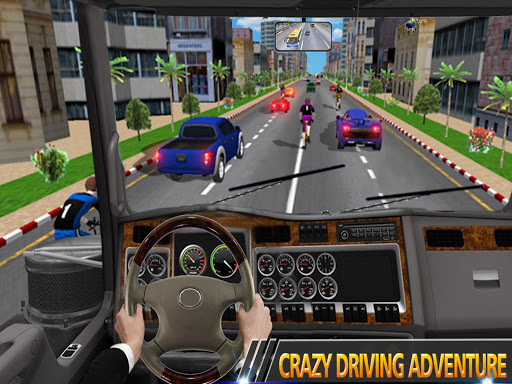 In Truck Driving Games : Highway Roads and Tracks 1.1.1 screenshots 9