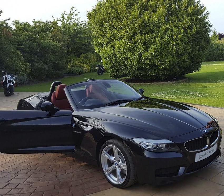 BMW Z4 Hire Doncaster