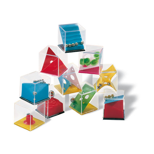Puzzle Games in a Box