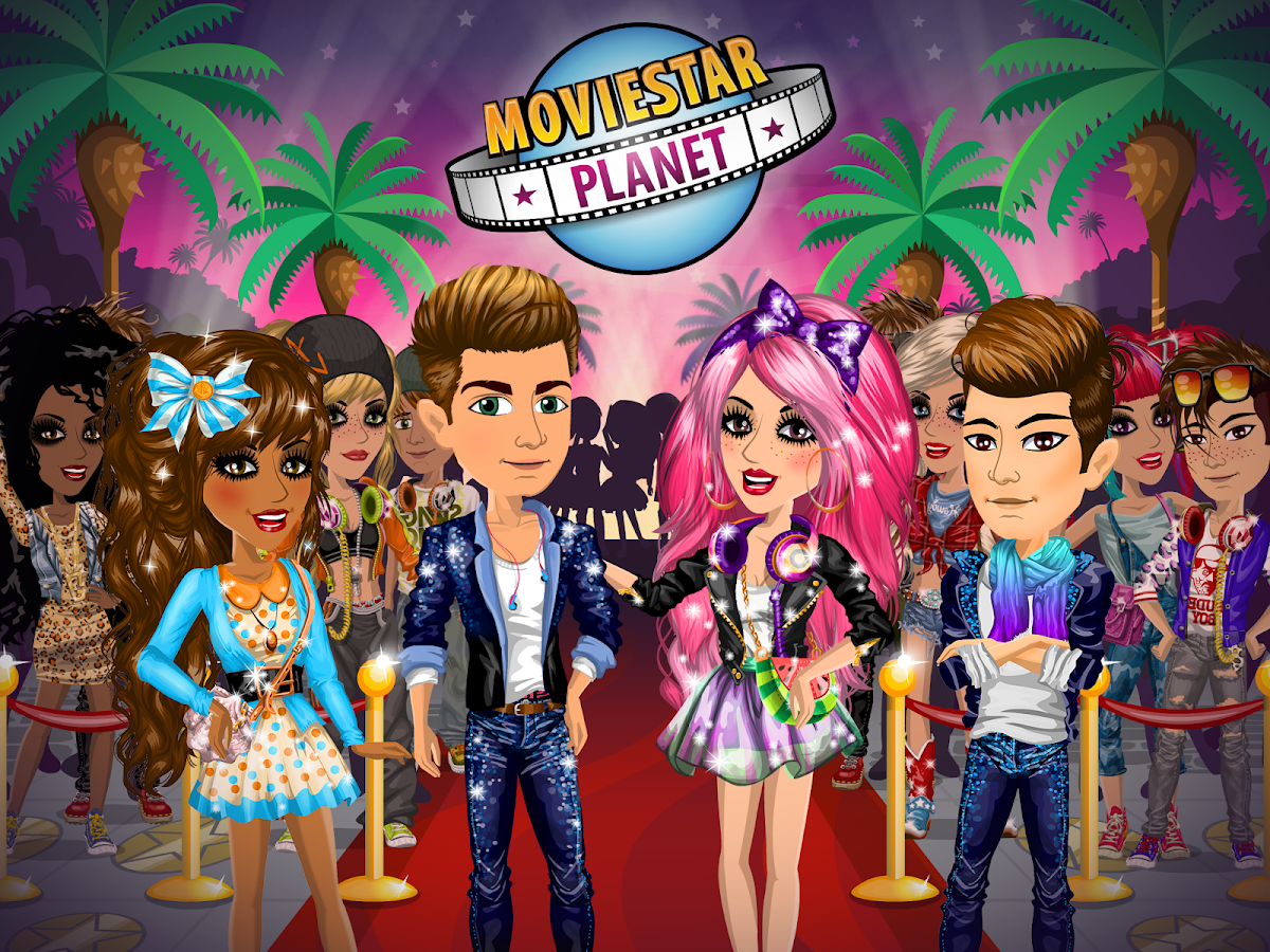 MovieStarPlanet- screenshot