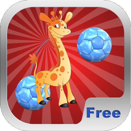 长颈鹿跳和跳跃游戏 冒險 App LOGO-硬是要APP