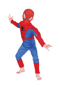 Spiderman Deluxe - Barn L