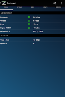 RTR-NetTest 3G/4G/LTE-A IPv6 - náhled