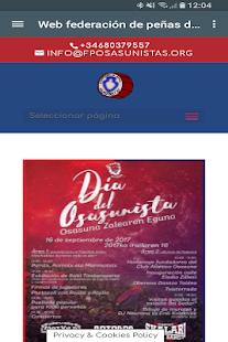 Federación de Peñas Osasunistas - náhled