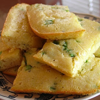 Green Onion Cornbread