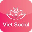 Viet Social - Dating & Chatting App for Singles icon