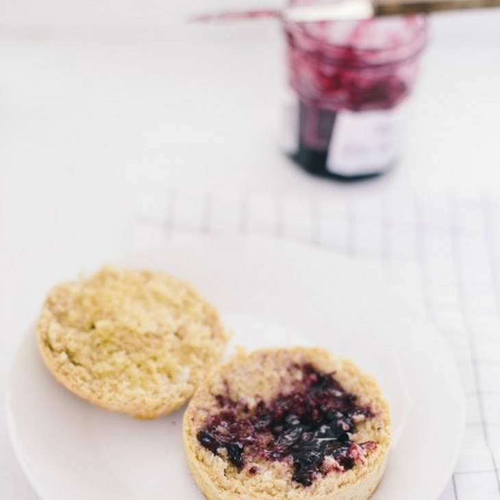 Baked Spelt English Muffins