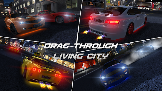 Drag Racing 3D 1.7.9 APK Mod for Android 3