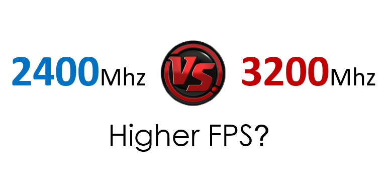 Does High Frequency Ram Have A Big Impact On Fpss 2400mhz Vs 3200mhz Test Fun With Pc