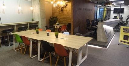 Office Suites Coworking Space in Dhaka
