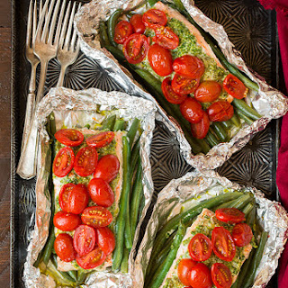 Italian Salmon Recipes
