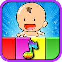 Kids Touch Music Piano Game icon