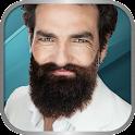 胡子 样式沙龙 -  的照片编辑器 icon