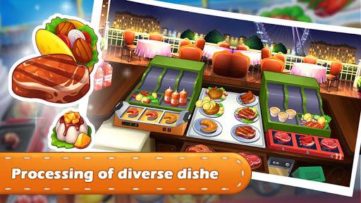 Cooking Dairy: Cooking Chef Restaurant Games apktram screenshots 4