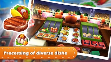 Cooking Dairy: Cooking Chef Restaurant Games