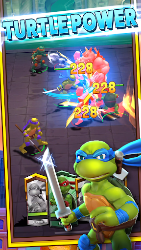 TMNT: Mutant Madness androidiapk screenshots 1