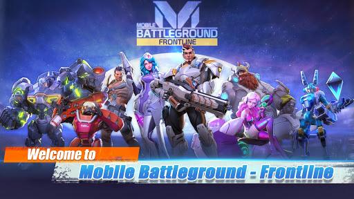 Télécharger Gratuit Code Triche Mobile Battleground - Frontline MOD APK 1