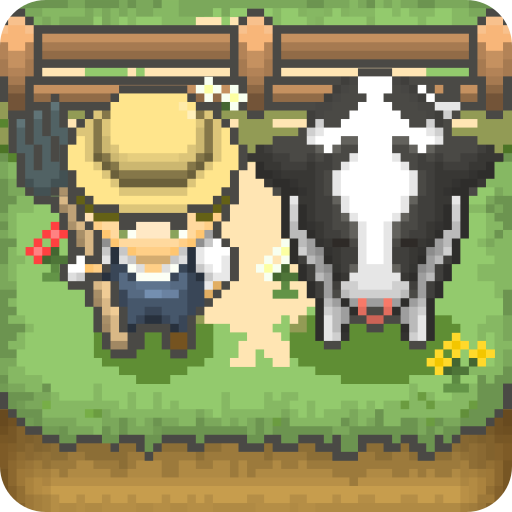 Tiny Pixel Farm - Ranch Farm Management Spiel