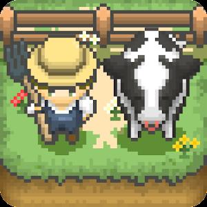 Tiny Pixel Farm - Simple Farm Game 1.2.10 APK MOD