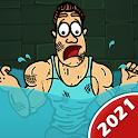 Breaker Fun - Bricks Crusher on Rescue Adventures icon