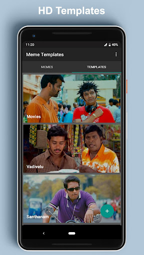 Meme Creator & Templates | Tamil 2.1 screenshots 2
